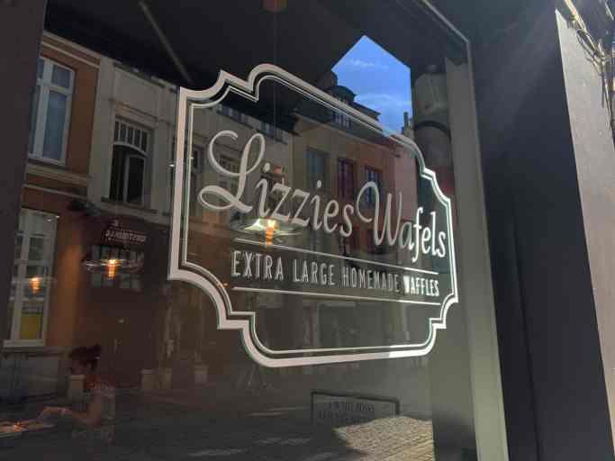 Lizzie's Wafels - Bruges_RiA Vistas