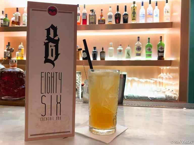 86 Eighty Six Cocktail Bar - Lisbon_RiA Vistas