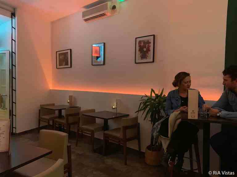 Inside 86 Eighty Six Cocktail Bar