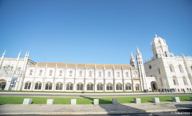 Jerónimos Monastery - Lisbon_RiA Vistas