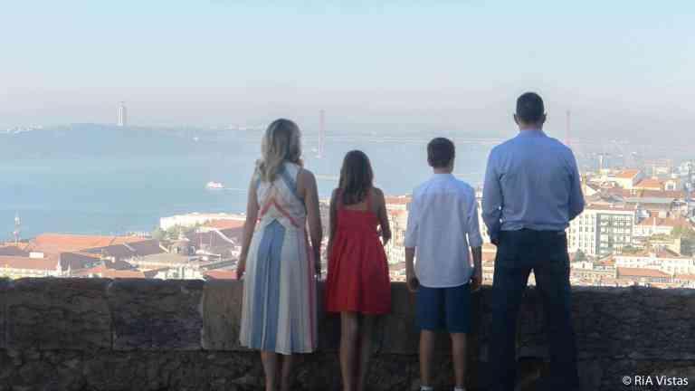 View from Miradouro do Castelo de São Jorge_RiA Vistas
