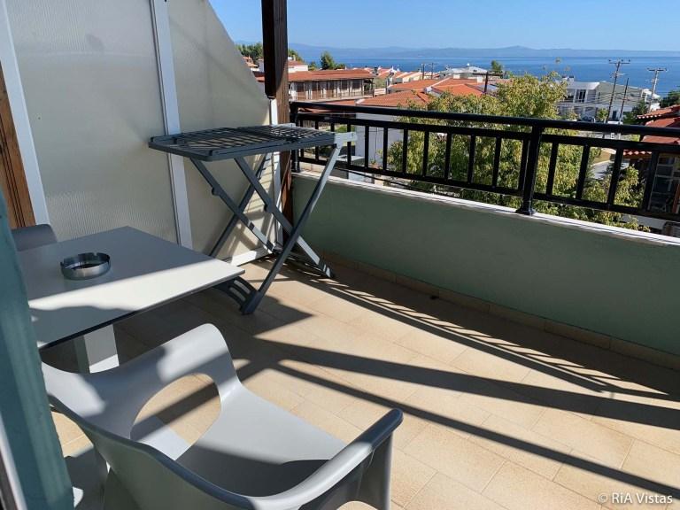Balcony at Kokkos brothers Halkidiki - Kallithea_RiA Vistas