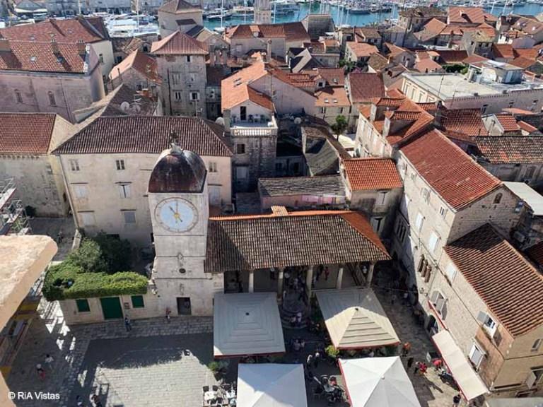 Cathedral Sveti Duje's Bell Tower_RiA Vistas