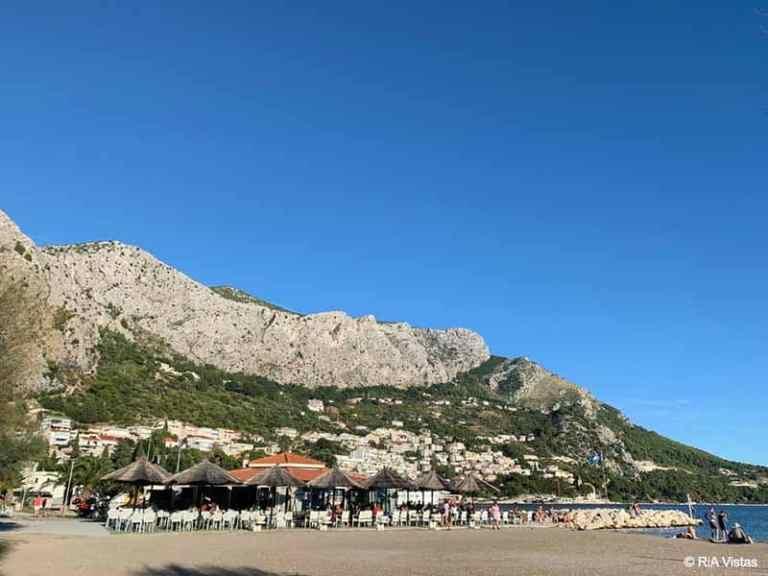 Omiš beach - Croatia_RiA Vistas