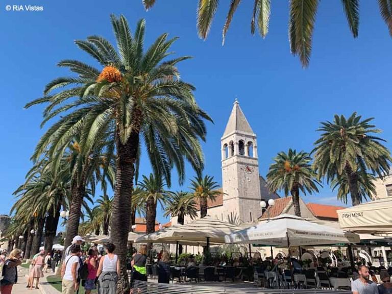 Trogir Promanade - Croatia_RiA Vistas