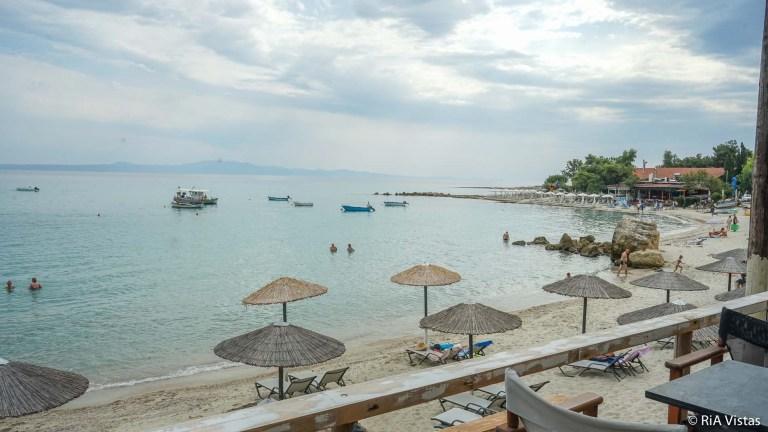 Akrogialo - Afytos Beach Bar - Halkidiki Kassandra_RiA Vistas