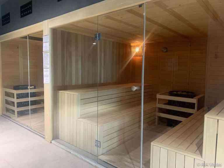 Sauna at Therma Spa Halkidiki_RiA Vistas