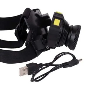 Челник Faith USB Head Torch Extreme
