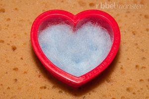 Nadelfilzen für Anfänger - Ausstechformen Herz