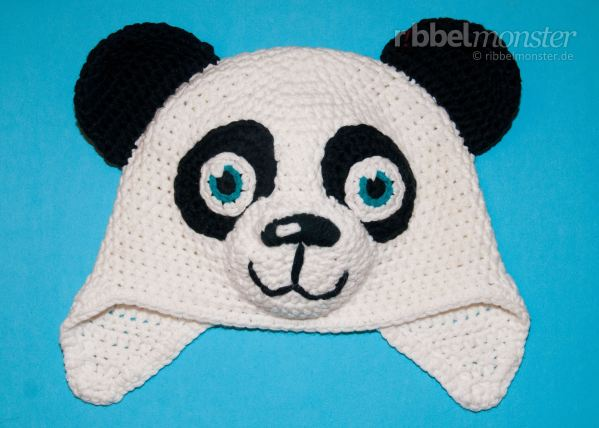 Panda Mütze Häkeln Paddy Premium Kostenlose Anleitungen
