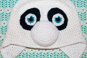 Panda Mütze häkeln Paddy Anleitung