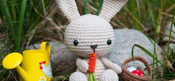 Amigurumi - Crochet Bunny - Fips - Pattern - Crochet Pattern