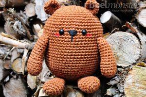 Amigurumi - größten Bär häkeln - Mr. Potato - Häkelanleitung - Anleitung