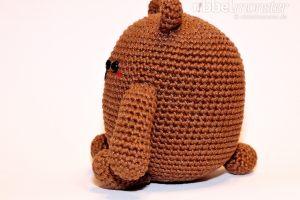 Amigurumi - größten Bär häkeln - Mr. Potato - Anleitung - Häkelanleitung kostenlos