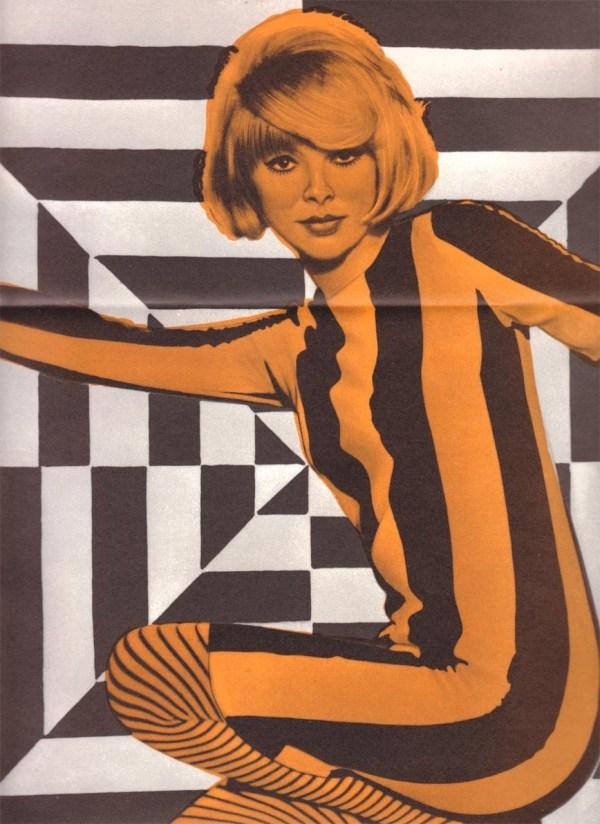 1960s Mod Style
