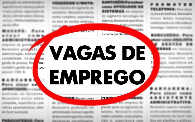 PAT de Ribeirão Pires disponibiliza 41 vagas de emprego nesta semana