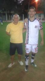 RIBEIRO E IGOR MELO -04JUN17