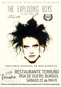 Concierto: Tributo a The Cure
