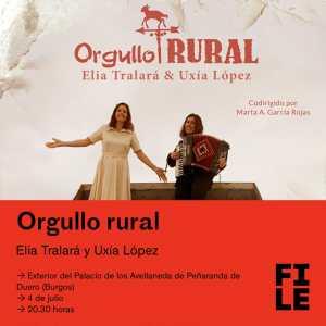 Orgullo Rural, Elia Tralará y Uxía López