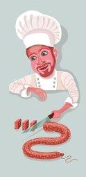 Illustration for ICON (El País) AD: Paloma Lorenzo