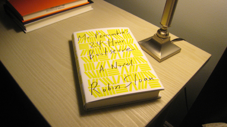 Mr. Penumbra's 24-Hour Bookstore Resource Guide