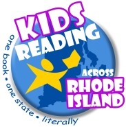 Kids Reading Across RI Logo