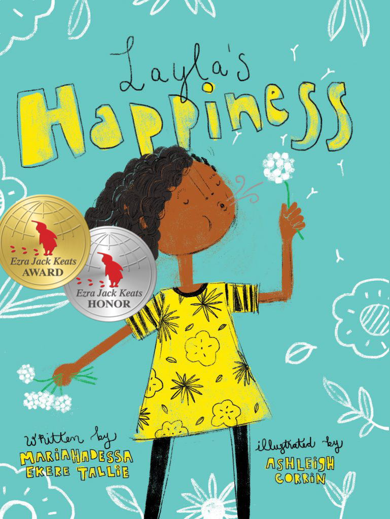 Layla's Happiness Book Cover