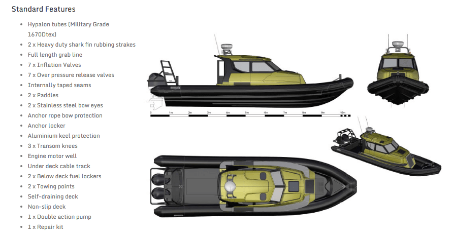 gemini-marine_WR1060_cabin – RIBs Only – Rigid Inflatable Boats