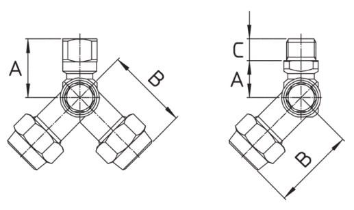 Disegno tecnico portaugello BRAGLIA 264.612.172