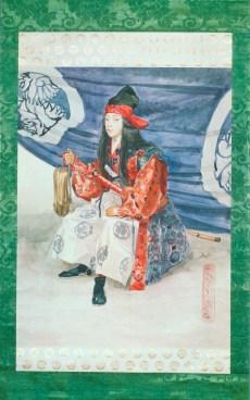 James Tissot - Tokugawa Akitake 1868