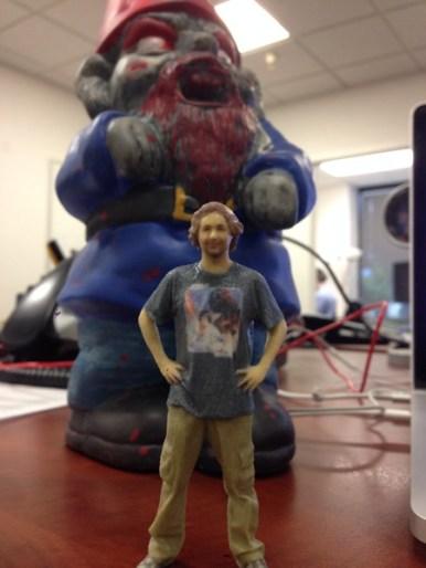 Honey, I shrunk myself at the office