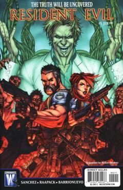 Resident Evil #5
