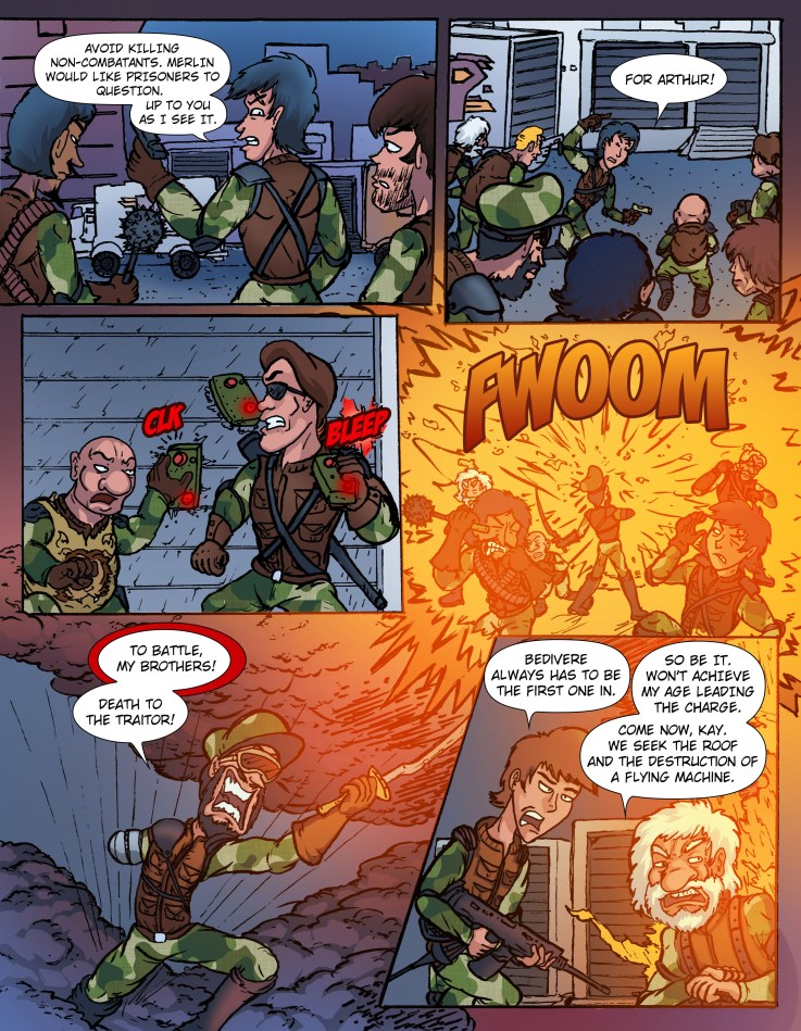 Avalon Inc. Page 3