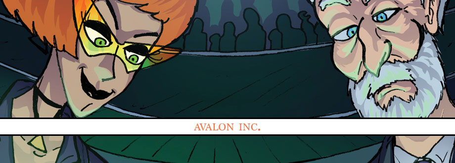 Avalon, Inc #1 in the Bag