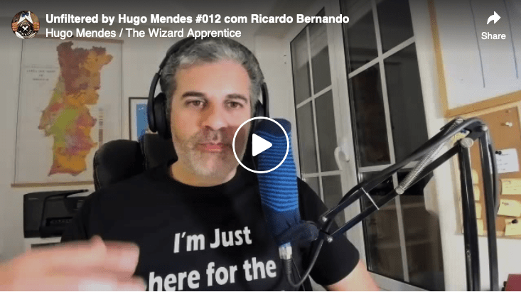 Entrevista a Hugo Mendes