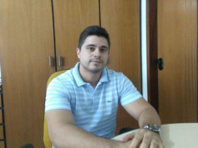Resultado de imagem para Rafael oliveira diretor da amma petrolina