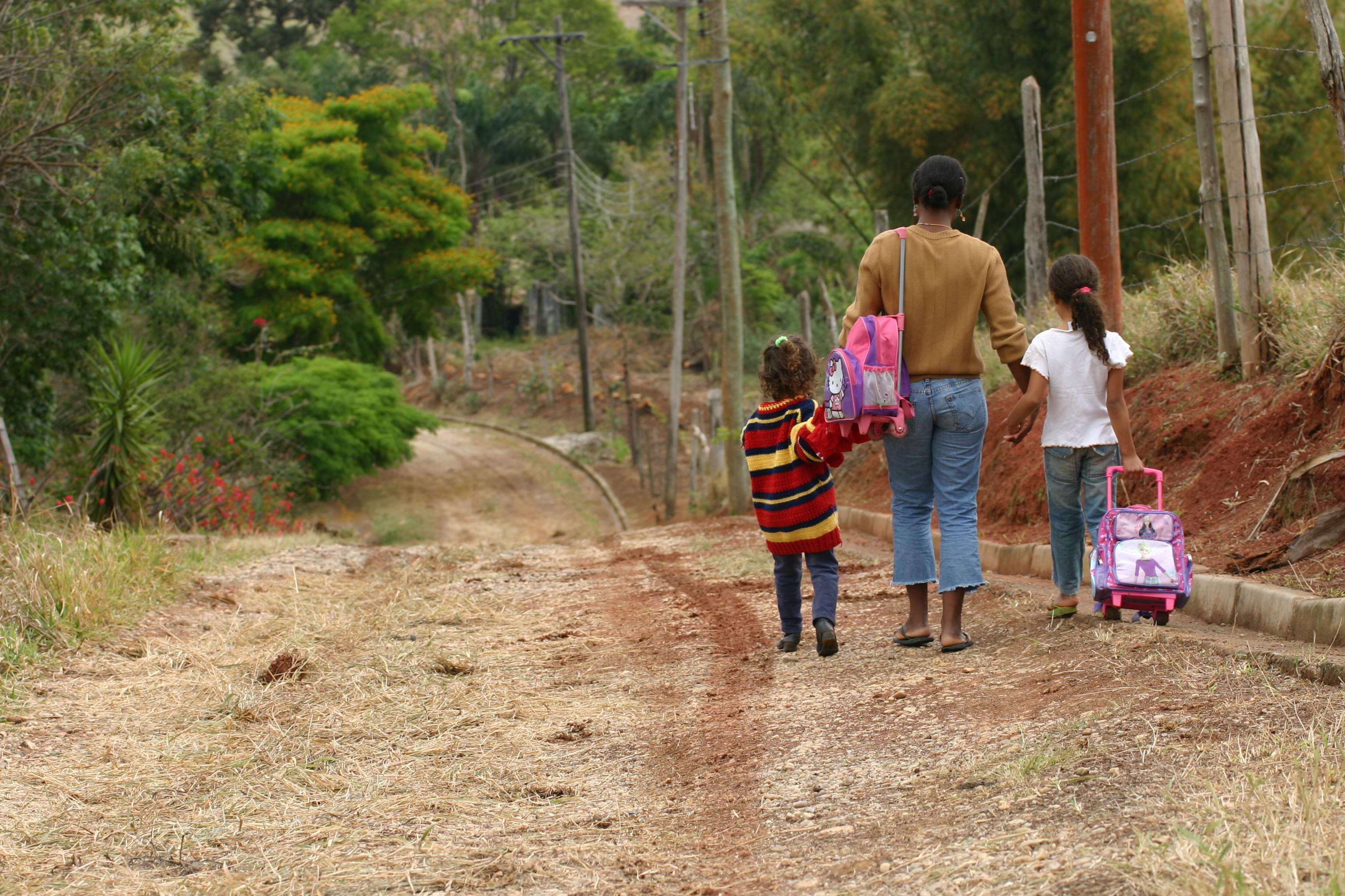 escola 10 km