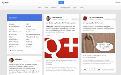 Hashtags Google+ : comment bien les utiliser ?