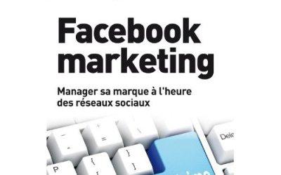 "20 citations intéressantes du livre ""Facebook marketing"" d'Arnaud Auger"