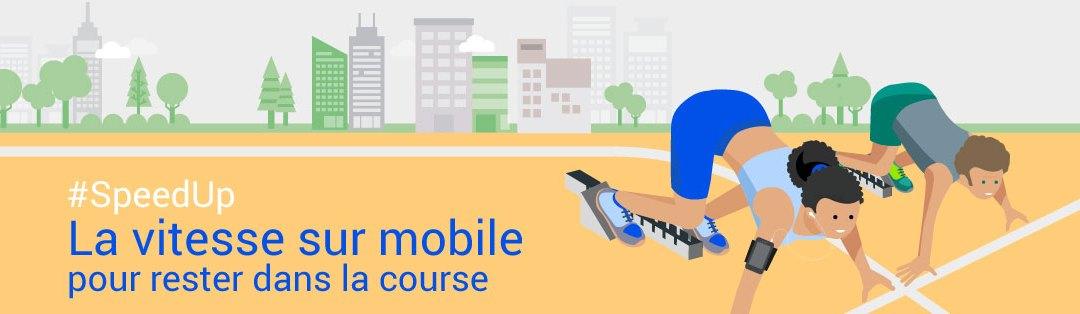 [Infographie + Vidéo] Améliorez le temps de chargement, augmentez vos conversions ! #SpeedUp La vitesse sur mobile pour rester dans la course