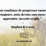 Les 7 Habitudes de ceux qui réalisent tout ce qu'ils entreprennent de Stephen R. Covey