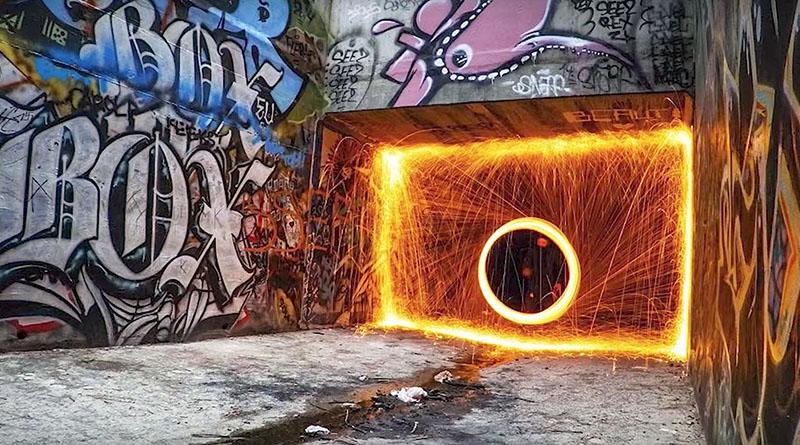 Fazendo Light-painting com a Sony Cyber-shot RX100 V   Ricardo Hage
