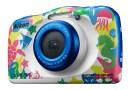 A Nikon Coolpix W100 é uma câmera para crianças?
