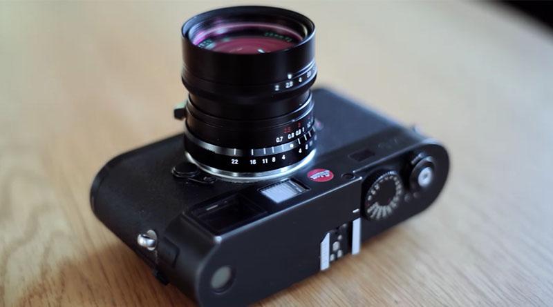 A câmera Leica M8 ainda vale a pena?