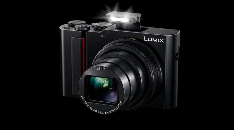 Panasonic lança câmera avançada para viagens