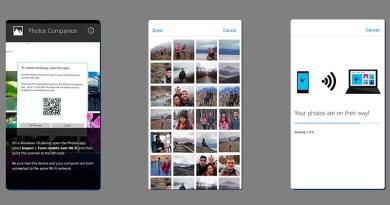 Aplicativo da Microsoft facilita passar imagens do smartphone para o PC
