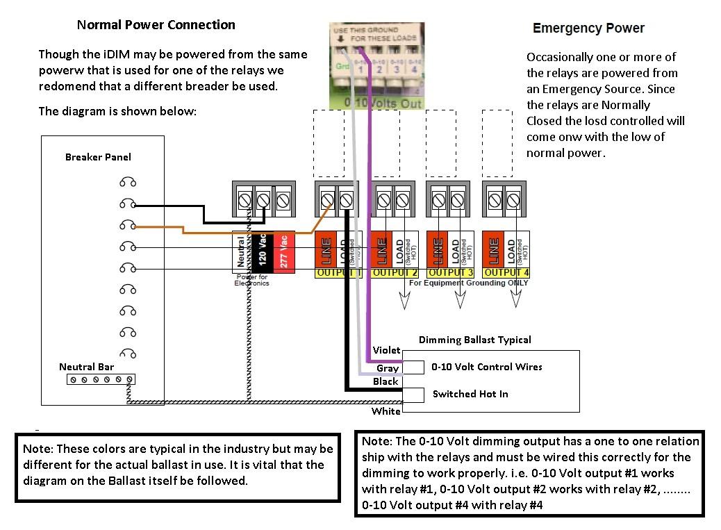 10v Dimming Ballast Wiring Diagram 0 10 Volt Dimming Wiring Diagram Free Wiring Diagram