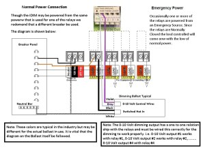 0 10 Volt Dimming Wiring Diagram | Free Wiring Diagram