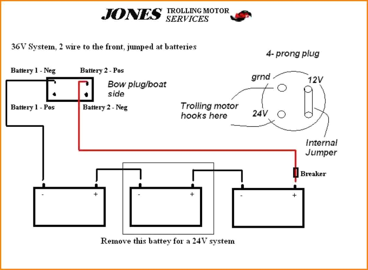 hight resolution of 12 24 volt trolling motor wiring diagram