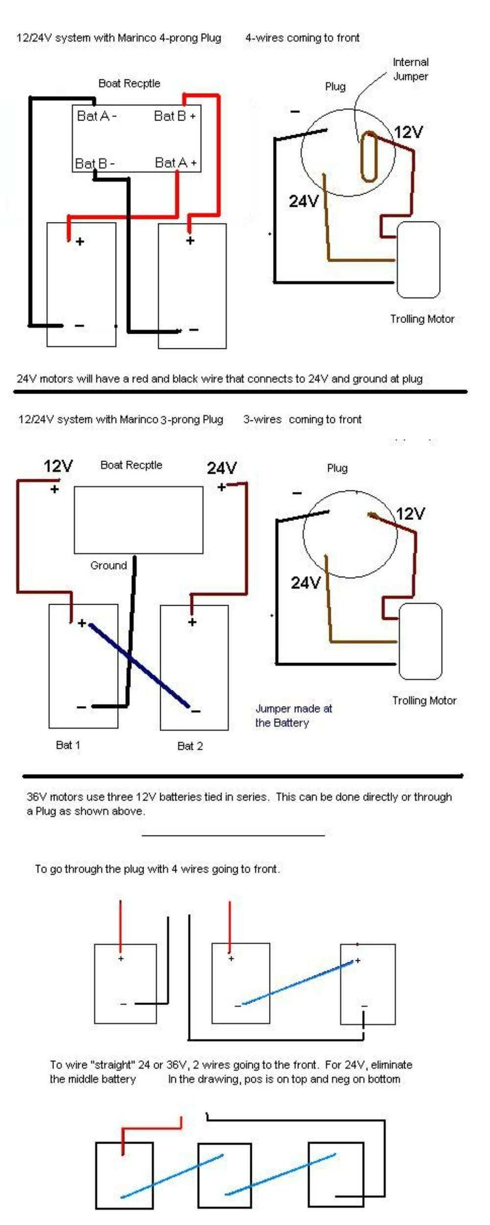hight resolution of 12 24 volt wiring diagrams wiring diagram centre 765 motorguide wiring diagram